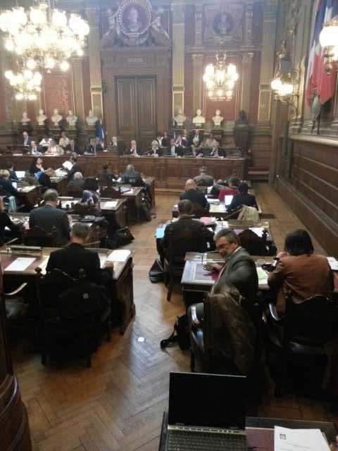 Conseil municipal de Bordeaux du lundi 27 mai 2013