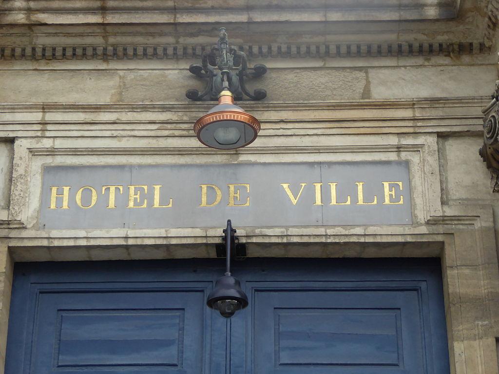 Bordeaux Hôtel de ville