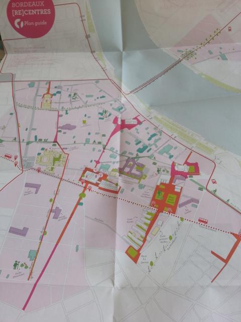 Bordeaux projet urbain ReCentres