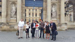 160606 conseil municipal Bordeaux hôtel de ville Palais Rohan