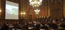Conseil municipal Bordeaux 24/10/2016