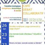 Les jeudis de l'écologie EELV Bordeaux