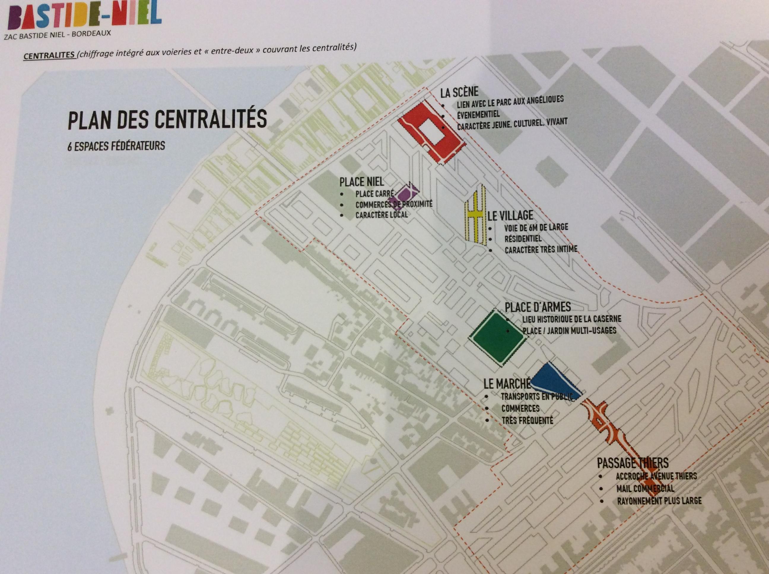 Projet Bastide Niel