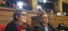 Conseil municipal de Bordeaux Delphine Jamet Pierre Hurmic groupe écologiste 6 mars 2017