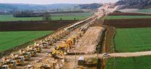 LGV Paris Bordeaux travaux chantier