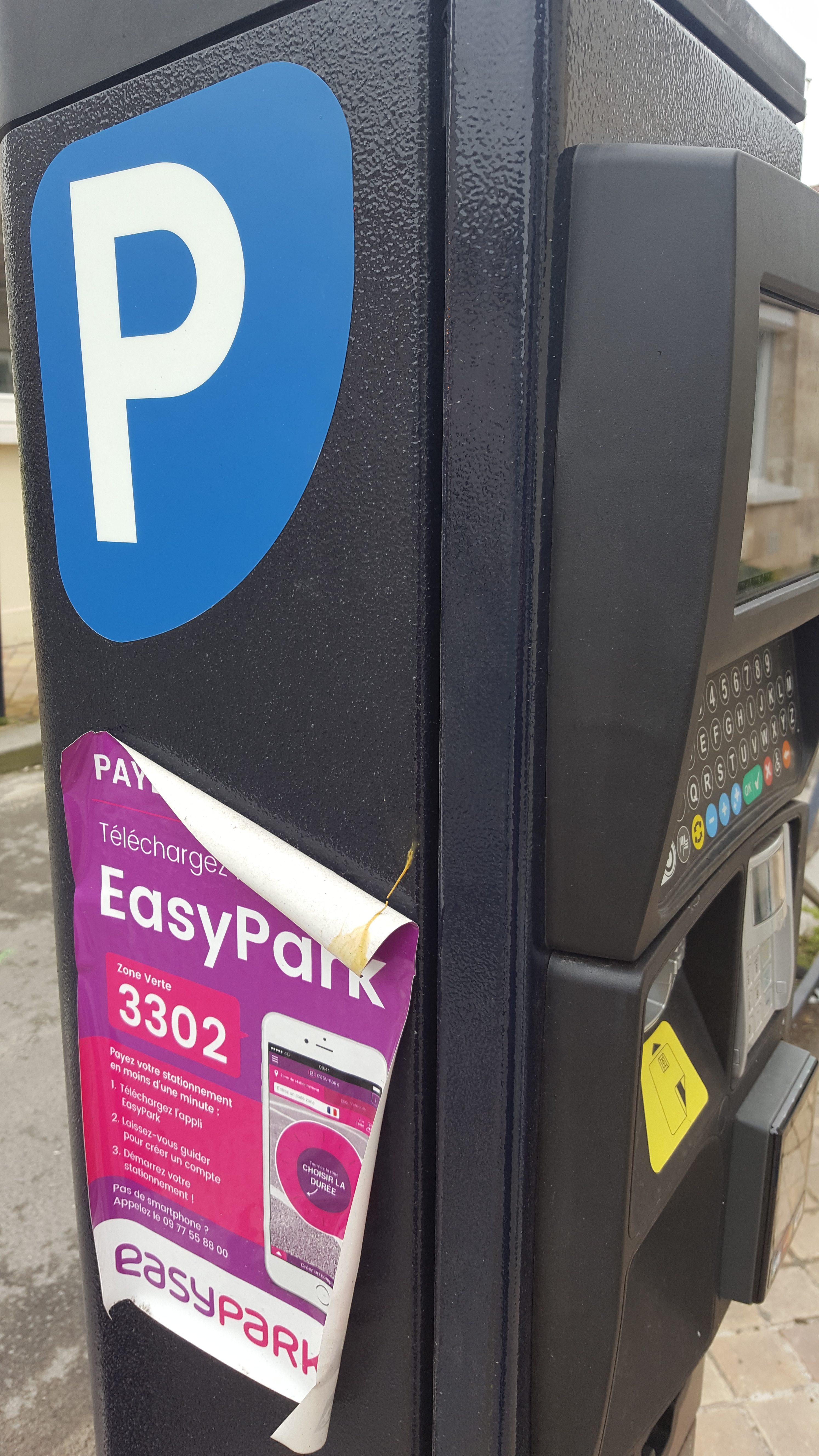 stationnement payant Bordeaux